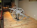 Image for M1875 1.65 inch Hotchkiss Mountain Gun - Field Artillery Museum - Fort Sill, Oklahoma