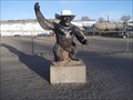 Image for Concrete Gorilla - Rock Springs, Wyoming