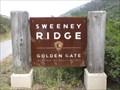 Image for Golden Gate - Sweeney Ridge - San Bruno, CA