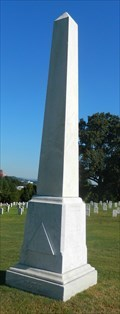 Image for Fourth Army Corps Obelisk - Chattanooga, Tennessee