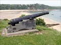 Image for Castle Hill Cannon - Tenby, Pembrokeshire, Wales.