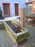 Image for Fountain of the place of the former hospital, Ribeauvillé, Haut-Rhin/FR