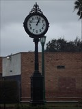 Image for Gregg Wood Home Clock - Mission TX