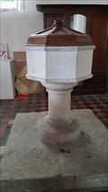 Image for Baptism Font - St Mary - Teynham, Kent