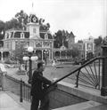 Image for Walt Disney at Disneyland - Anaheim, CA