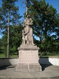 Image for The Madonna of the Trail, Wheeling, WV