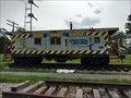 Image for CSXT 903966 caboose - Linden, IN
