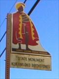 "Image for ""STATE MONUMENT"" - Kukaniloko Birthstones - O'ahu"