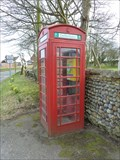 Image for Red Telephone Box - Church Road - Trimingham, Norfolk