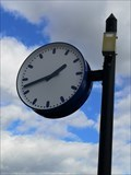 Image for Town clock, Roodeschool - The Netherlands