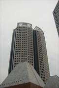 Image for Philip Johnson - Centennial Tower - Singapore
