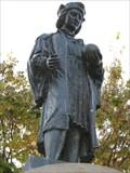 Image for Christopher Columbus - Laura Bradley Park, Peoria, IL