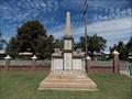 Image for Allora Shire Soldiers Memorial - Allora, QLD