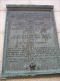 Image for Liberty Hall Bell Plaque - New Bedford, MA
