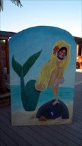 Image for Mermaid and Pirate Cutout - Port Royale Marina