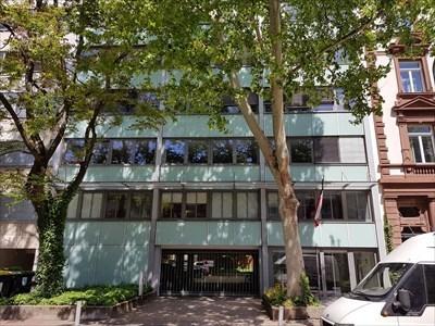 Generalkonsulat von Chile - Gebäude