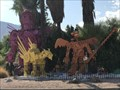 Image for Robots Sculpture Garden - Palm Springs, CA