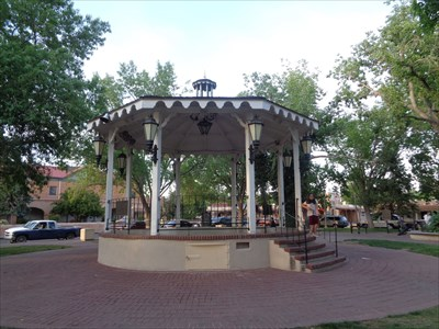 veritas vita visited Old Town Gazebo - Albuquerque, NM