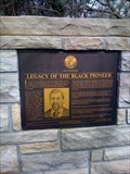 Image for Legacy of the Black Pioneer