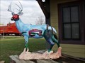 Image for Railroad Deer - Llano, TX