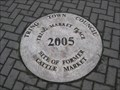 Image for Former Cattle Market Marker - Market Square, Tring, Hertfordshire, UK