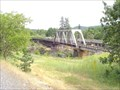 Image for Rogue River Railroad Bridge, Gold Hill Oregon