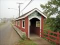 Image for Fussganger Pedestrian Covered Bridge  -  Sugarcreek, OH