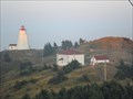 Image for Swallowtail lighthouse, Grand Manan, NB