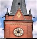 Image for Clocks of the Church of Ss. Peter and Paul Belfry / Hodiny zvonice kostela Sv. Petra a Sv. Pavla - Frýdek-Místek (North Moravia)