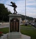 Image for Statue and Plaque, Millvale, Pennsylvania, USA