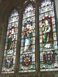 Image for Stained Glass Windows, St Nicholas - Islip, Northamptonshire