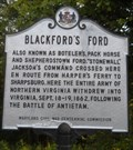 Image for Blackford's Ford