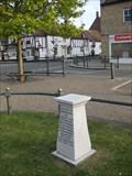 Image for Scouting Marker - Market Square, Biggleswade, Bedfordshire, UK