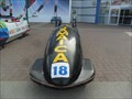 Image for Cool runnings - the Jamaican bobsled - Calgary, Alberta
