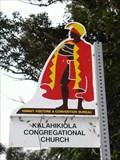 "Image for ""KALAHIKIOLA  CONGREGATIONAL  CHURCH""   Kapaau,  Hawai`i"