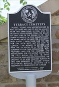 Image for Terrace Cemetery