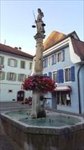 Image for Fontaine de la Justice - Cudrefin, VD, Switzerland