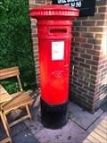 Image for Victorian Pillar Box - Dyke Road - Brighton - Sussex, UK