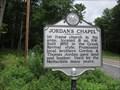 Image for Jordan's Chapel