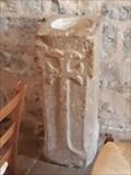Image for Bénitier dans L'église Sainte-Madeleine - Soulomès (Lot), France