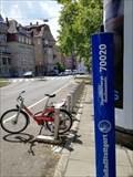 Image for RegioRadStuttgart #70020 - Haußmannstraße - Stuttgart, Germany, BW