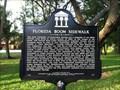 Image for Florida Boom Sidewalk