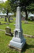 Image for R. E. O. Hogue - Oaklawn Cemetery - Batesville, Ar.