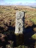 Image for PUDC Boundary Stone, Holne Moor, Dartmoor