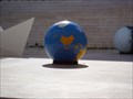 Image for Earth Globe in Pavilion of Knowledge