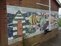 Image for Seaside Mosaic -  Blackpill Lido - Swansea, Wales.