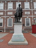 Image for George Washington - Independence Hall, Philadelphia