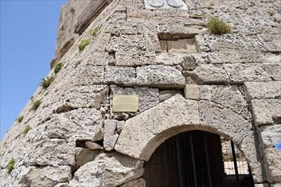 Saint Nicholas Fort - Rhodes, Greece