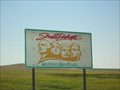 Image for North Dakota / South Dakota Border - Interstate 85 (North Dakota) USA