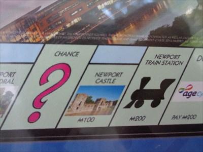 Newport Station - Monopoly